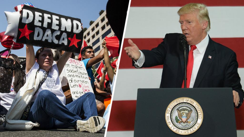 Trump rescinds DACA